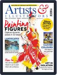 Artists & Illustrators Magazine (Digital) Subscription August 1st, 2020 Issue
