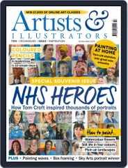 Artists & Illustrators Magazine (Digital) Subscription July 2nd, 2020 Issue