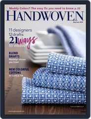 Handwoven Magazine (Digital) Subscription May 1st, 2020 Issue