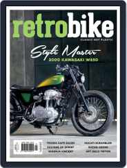 Retro & Classic Bike Enthusiast Magazine (Digital) Subscription October 1st, 2018 Issue