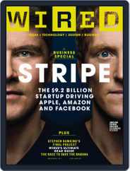 WIRED UK Magazine (Digital) Subscription November 1st, 2018 Issue