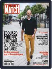 Paris Match Magazine (Digital) Subscription June 18th, 2020 Issue