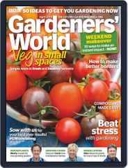 BBC Gardeners' World Magazine (Digital) Subscription April 1st, 2019 Issue