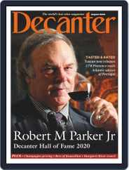 Decanter Magazine (Digital) Subscription August 1st, 2020 Issue