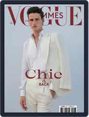 Vogue hommes English Version Magazine (Digital) Subscription November 1st, 2018 Issue
