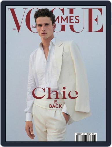 Vogue hommes English Version