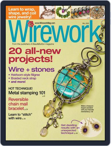 Wirework October 9th, 2015 Digital Back Issue Cover