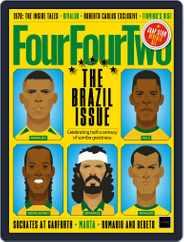 FourFourTwo UK Magazine (Digital) Subscription July 1st, 2020 Issue