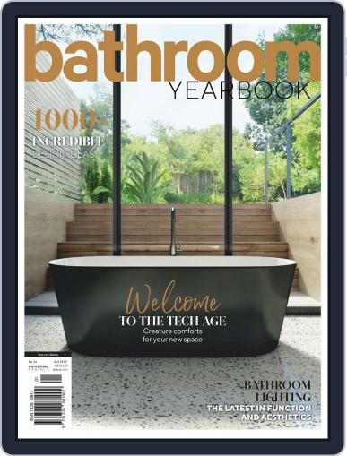 Bathroom Yearbook May 6th, 2020 Digital Back Issue Cover