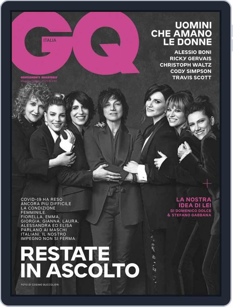 Gq Italia Magazine (Digital