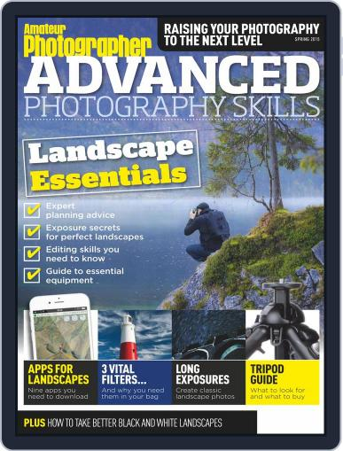 Amateur Photographer Advanced Photography Skills. February 1st, 2015 Digital Back Issue Cover
