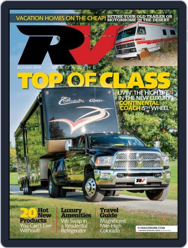 Rv June 20th, 2014 Digital Back Issue Cover