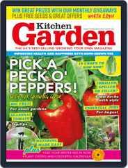 Kitchen Garden Magazine (Digital) Subscription August 1st, 2020 Issue