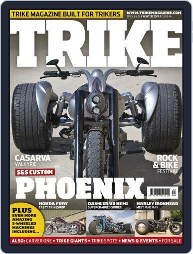 Trike December 11th, 2017 Digital Back Issue Cover