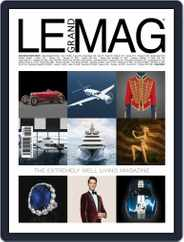 Le Grand Mag Magazine (Digital) Subscription July 1st, 2018 Issue