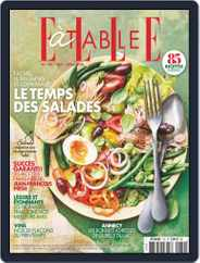 ELLE à Table Magazine (Digital) Subscription May 1st, 2020 Issue