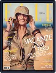 Elle Italia Magazine (Digital) Subscription June 18th, 2020 Issue