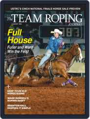 The Team Roping Journal Magazine (Digital) Subscription August 1st, 2020 Issue
