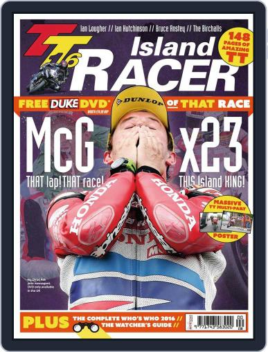 Island Racer May 17th, 2016 Digital Back Issue Cover