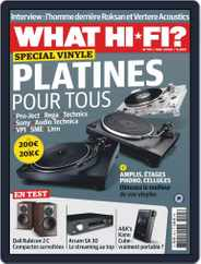 What Hifi France Magazine (Digital) Subscription May 1st, 2020 Issue