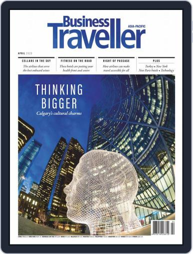 Business Traveller Asia-Pacific Edition April 1st, 2020 Digital Back Issue Cover