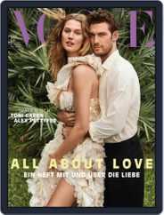 Vogue Magazin Deutschland Magazine (Digital) Subscription June 1st, 2020 Issue