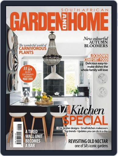 SA Garden and Home May 1st, 2020 Digital Back Issue Cover