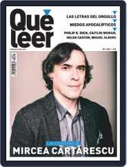 Que Leer Magazine (Digital) Subscription May 28th, 2020 Issue