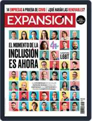 Expansión Magazine (Digital) Subscription June 1st, 2020 Issue