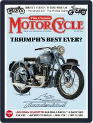 The Classic MotorCycle Magazine (Digital) Subscription August 1st, 2020 Issue