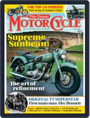The Classic MotorCycle Magazine (Digital) Subscription July 1st, 2020 Issue