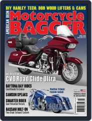 Motorcycle Bagger (Digital) Subscription April 1st, 2015 Issue