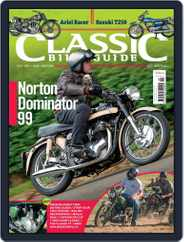 Classic Bike Guide Magazine (Digital) Subscription October 1st, 2018 Issue