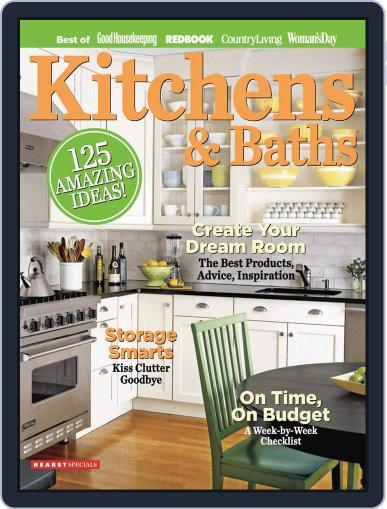Kitchen & Baths August 1st, 2012 Digital Back Issue Cover