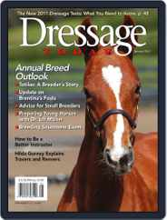 Dressage Today Magazine (Digital) Subscription December 15th, 2010 Issue