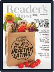 Reader's Digest Canada Magazine (Digital) Subscription July 1st, 2020 Issue