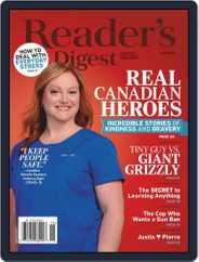 Reader's Digest Canada Magazine (Digital) Subscription June 1st, 2020 Issue