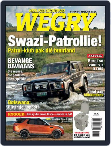Wegry July 1st, 2017 Digital Back Issue Cover