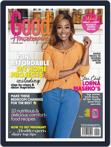 Good Housekeeping South Africa May 1st, 2020 Digital Back Issue Cover
