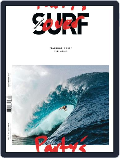 Transworld Surf July 16th, 2013 Digital Back Issue Cover