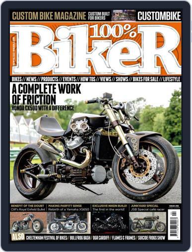 100 Biker January 23rd, 2020 Digital Back Issue Cover