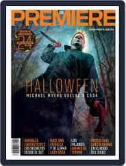 Cine Premiere Magazine (Digital) Subscription October 1st, 2018 Issue