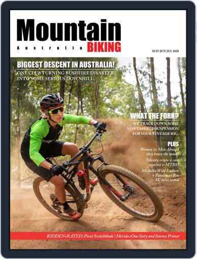 Mountain Biking Australia May 1st, 2020 Digital Back Issue Cover