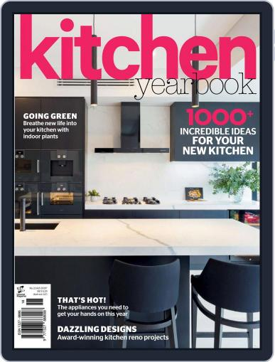 Kitchen Yearbook March 24th, 2018 Digital Back Issue Cover