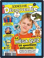 Science & Vie Découvertes Magazine (Digital) Subscription August 1st, 2020 Issue