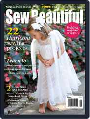 Sew Beautiful (Digital) Subscription June 19th, 2014 Issue