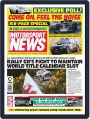 Motorsport News Magazine (Digital) Subscription June 17th, 2020 Issue