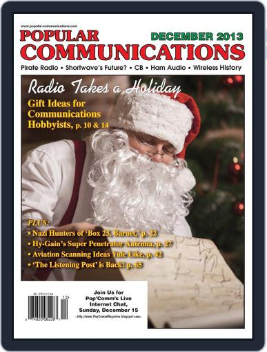 Popular Communications December 17th, 2013 Digital Back Issue Cover
