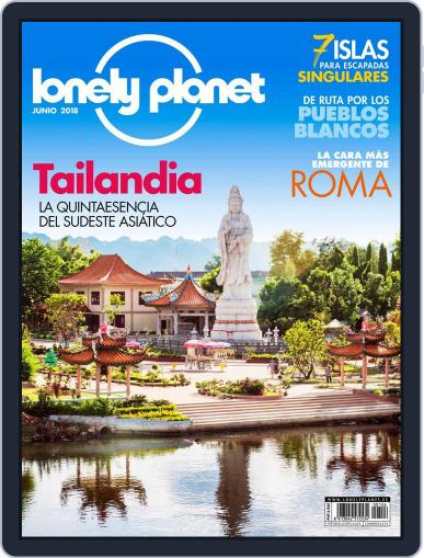 Lonely Planet - España June 1st, 2018 Digital Back Issue Cover