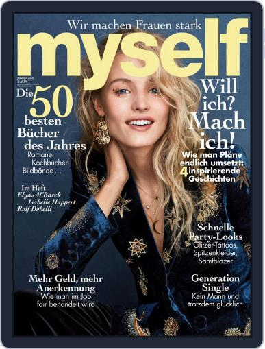 myself Magazin Deutschland January 1st, 2018 Digital Back Issue Cover